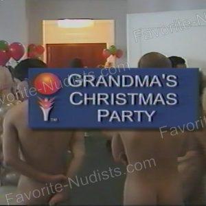 Grandma's Christmas Party