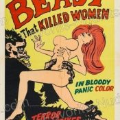 The Beast That Killed Women 1965