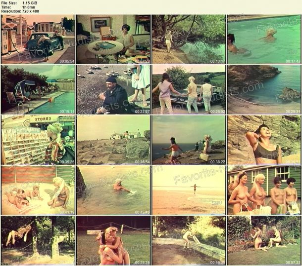 Thumbnails of Naked as Nature Intended 1961 1