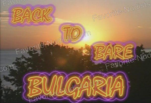 Screenshot Back to Bare in Bulgaria