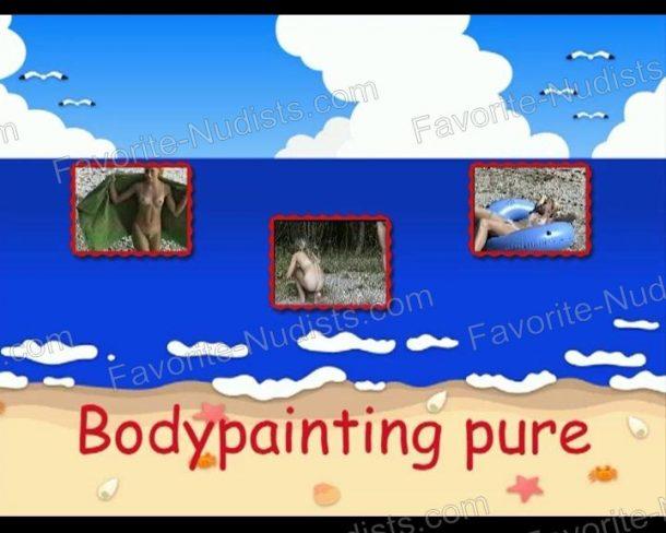 Snapshot Bodypainting pure