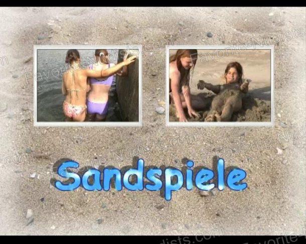 Sandspiele shot