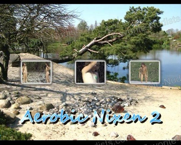 Aerobic Nixen 2 cover