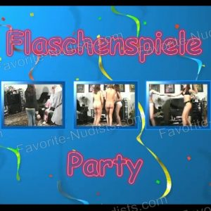 Flaschenspiele Party