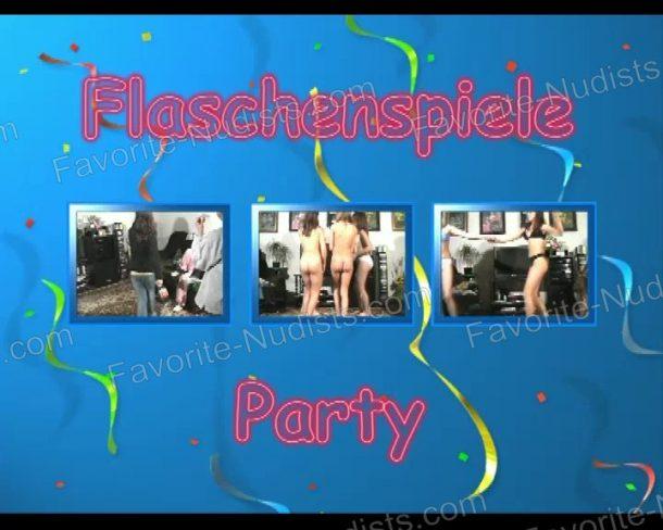 Snapshot Flaschenspiele Party
