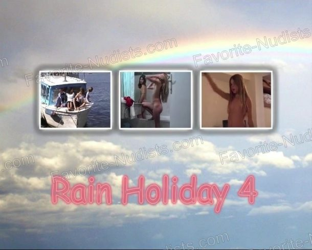 Rain Holiday 4 - screenshot