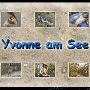 Yvonne am See