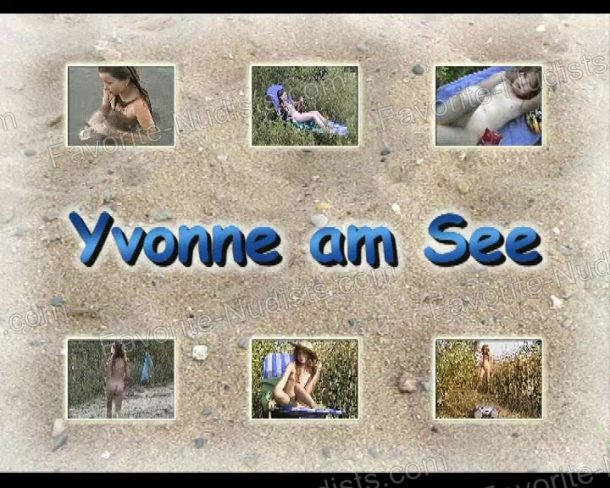 Cover Yvonne am See