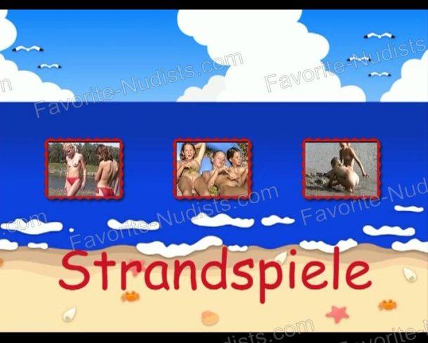 Cover Strandspiele