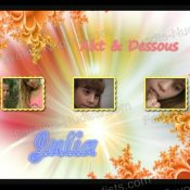 Julia Akt and Dessous