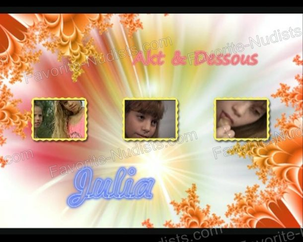 Frame Julia Akt and Dessous