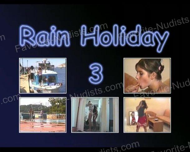 Rain Holiday 3 - frame
