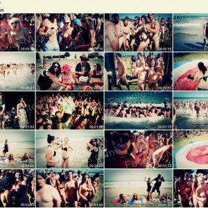 Skinny Dip - Guinness World Record 2013 HD