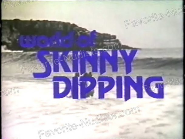 World of Skinny Dipping - cover