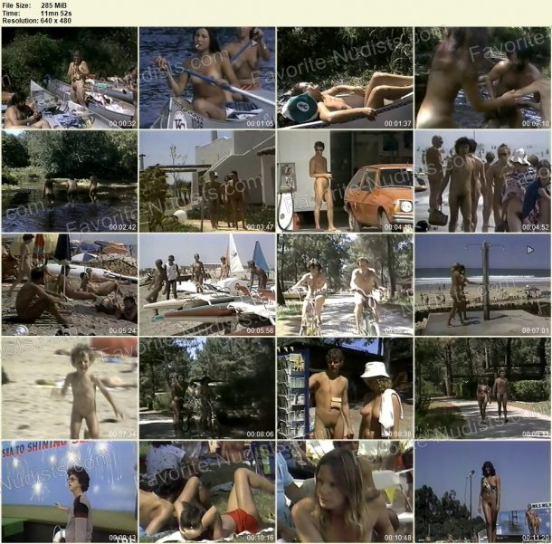 Film stills of World of Skinny Dipping 1