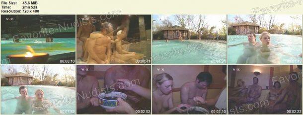 Unter Dampf: Saunalust in Deutschland (Spiegel TV Extra) screenshots 3