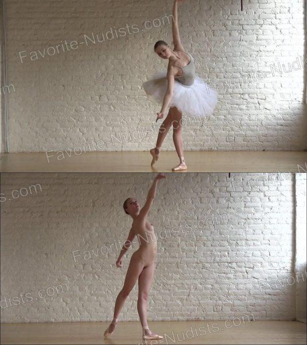 Snapshot Ballet Practice
