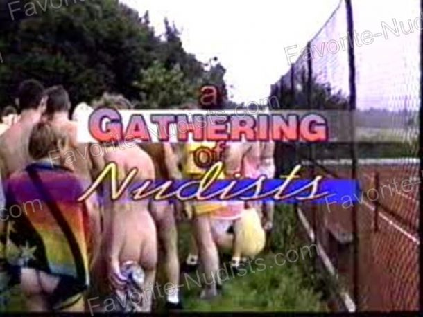 A Gathering of Nudists - snapshot