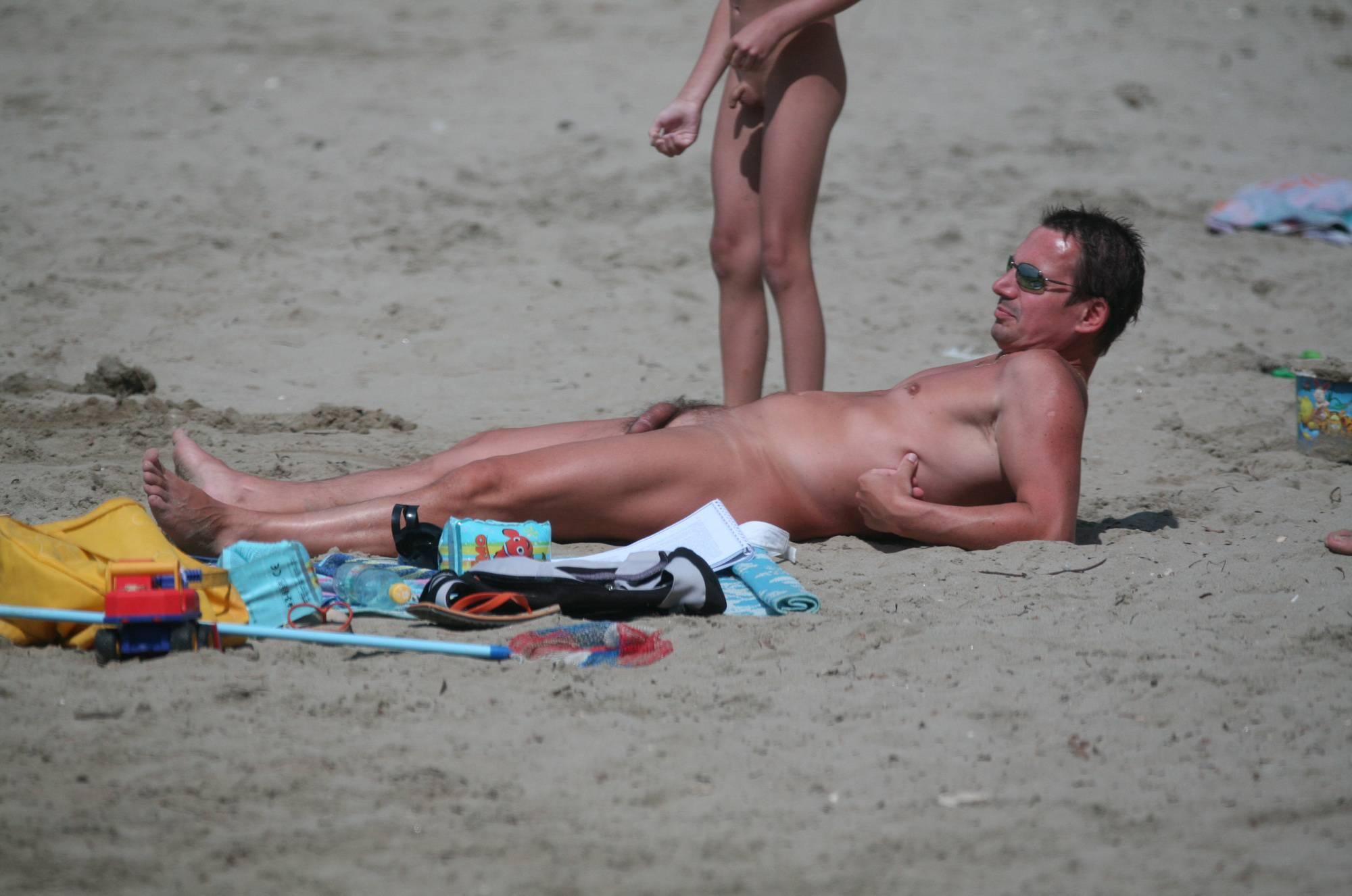 Naturist Sand Playground - 1