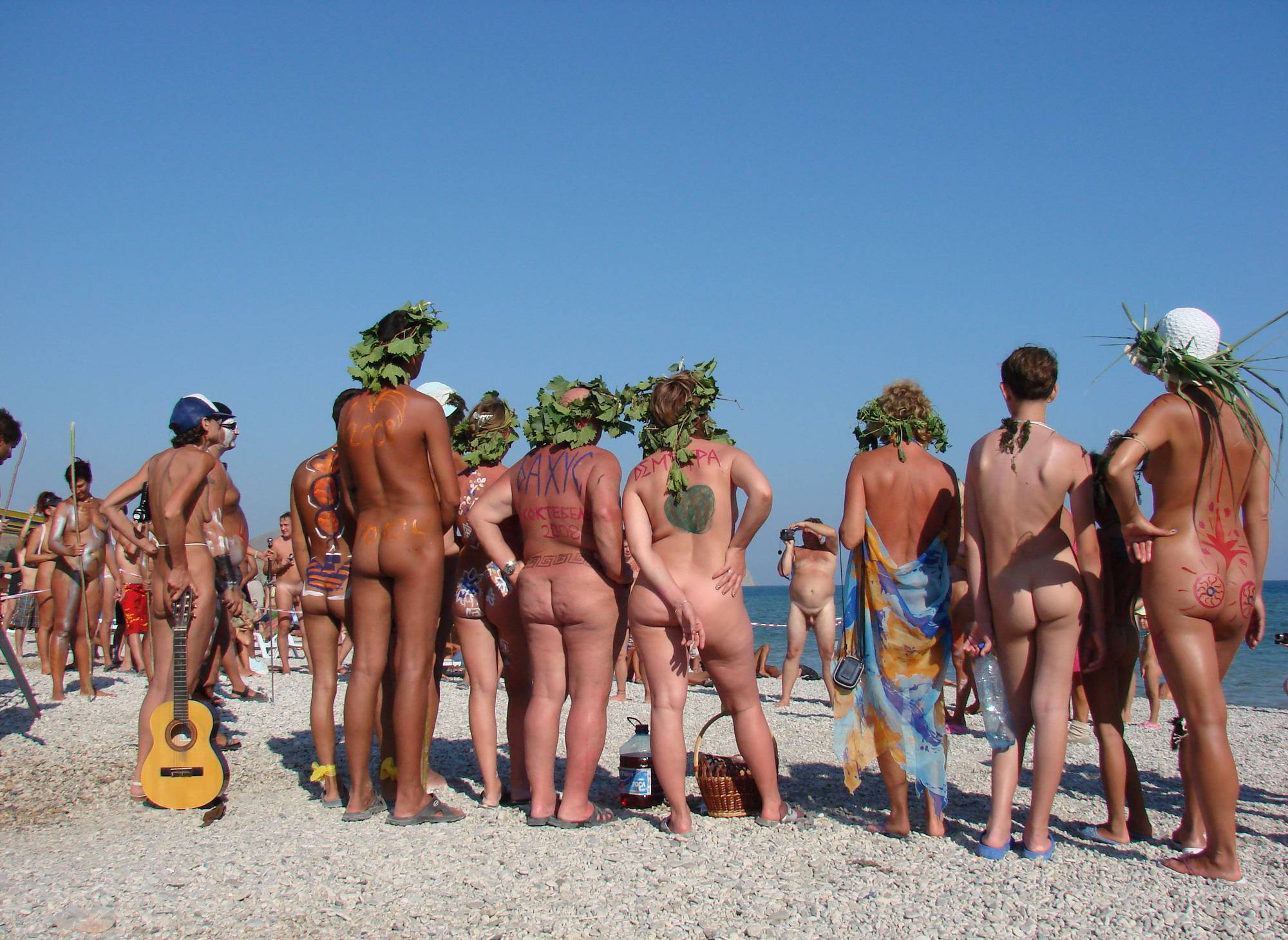 Nudist Pics Neptune Day Sunny Group - 1