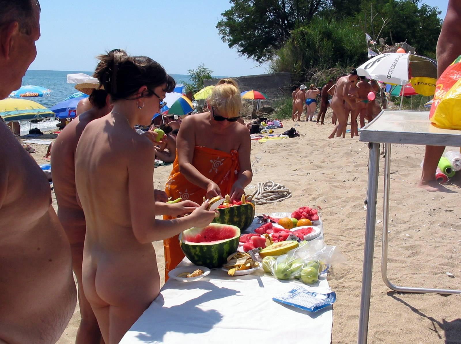 Bulgarian Nude Day Preps - 1