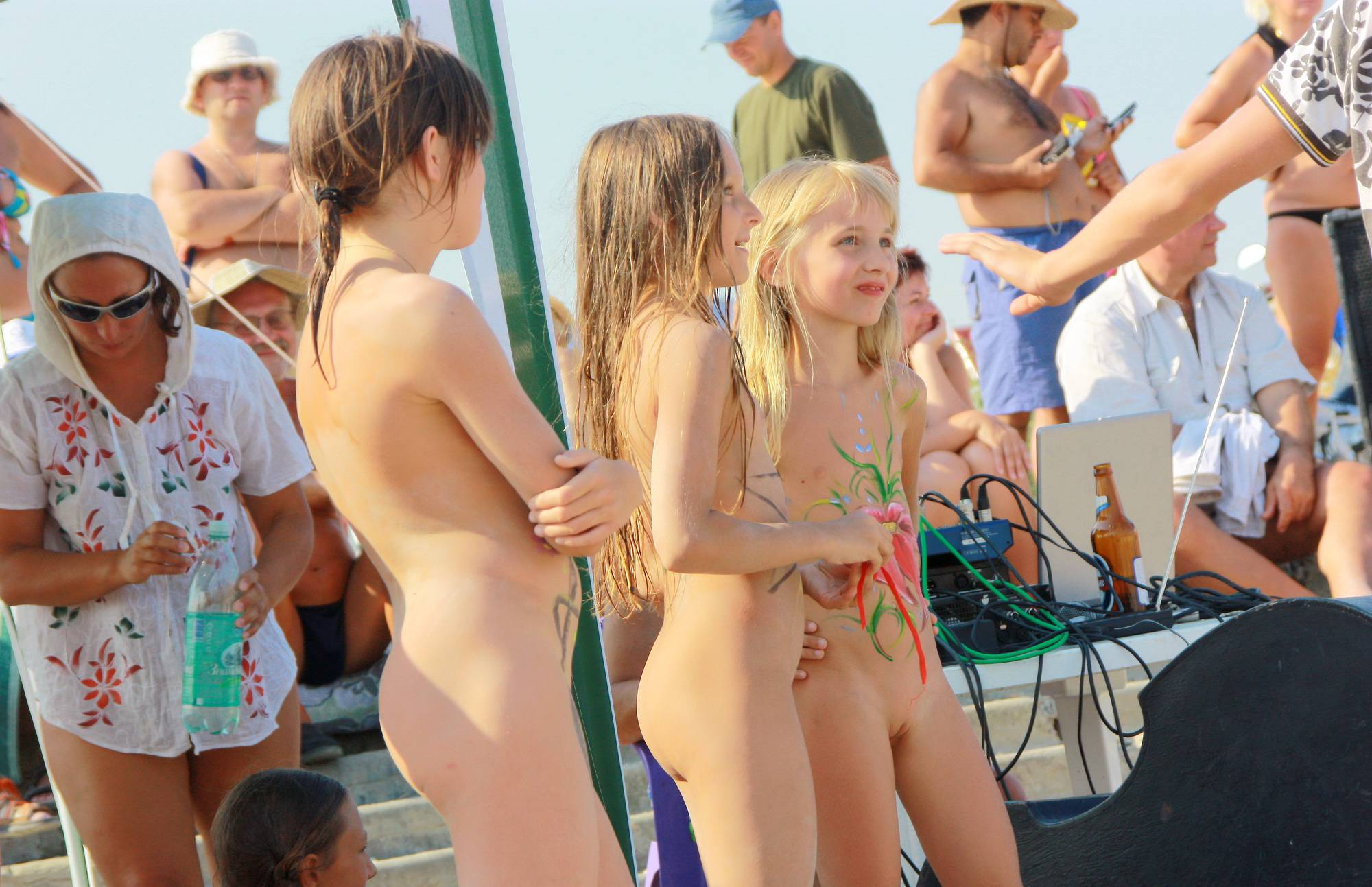 Nudist Pics Miss Natura Event Judges - 1
