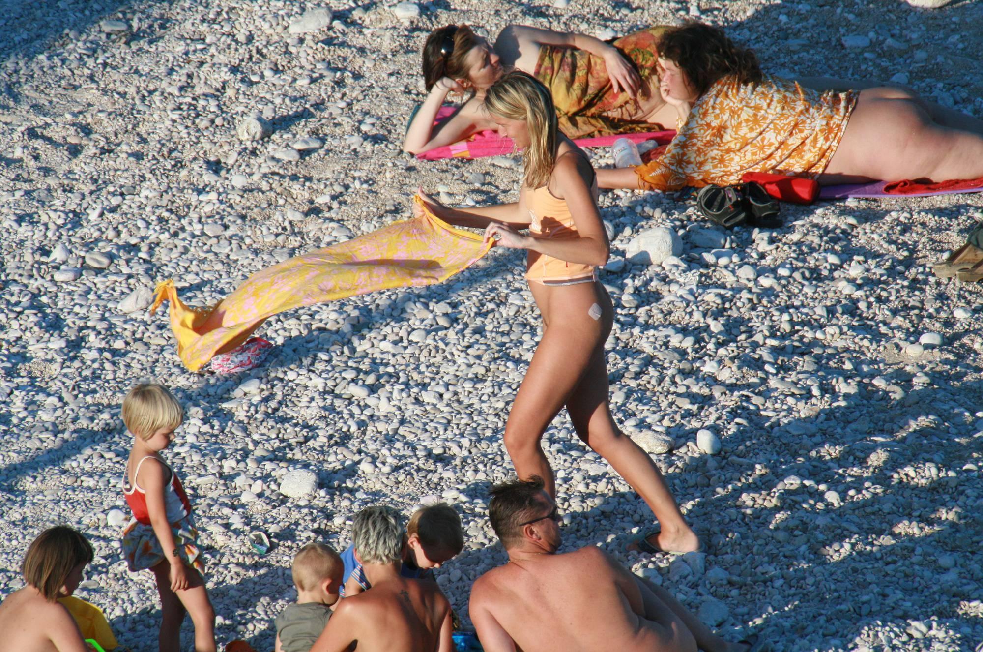 Nudist Pics Naturist Beach Family Two - 2