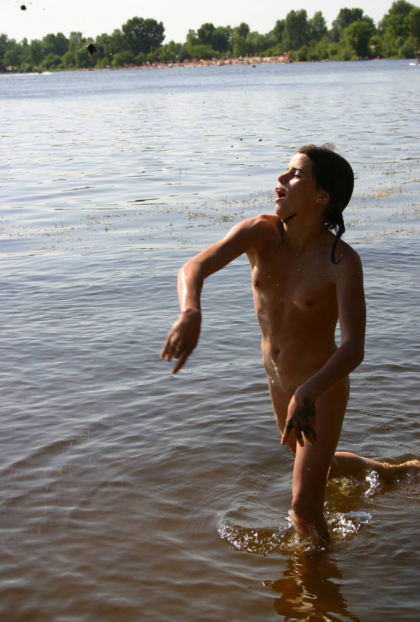 Run Through Nude Waters - 2