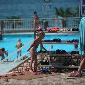 The Nudist Pool Observer