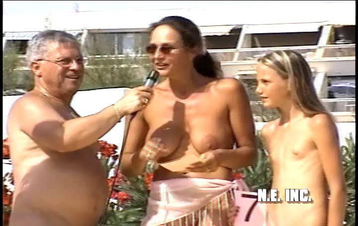 NudismProvider Nudist Junior Contest 2007 - 1