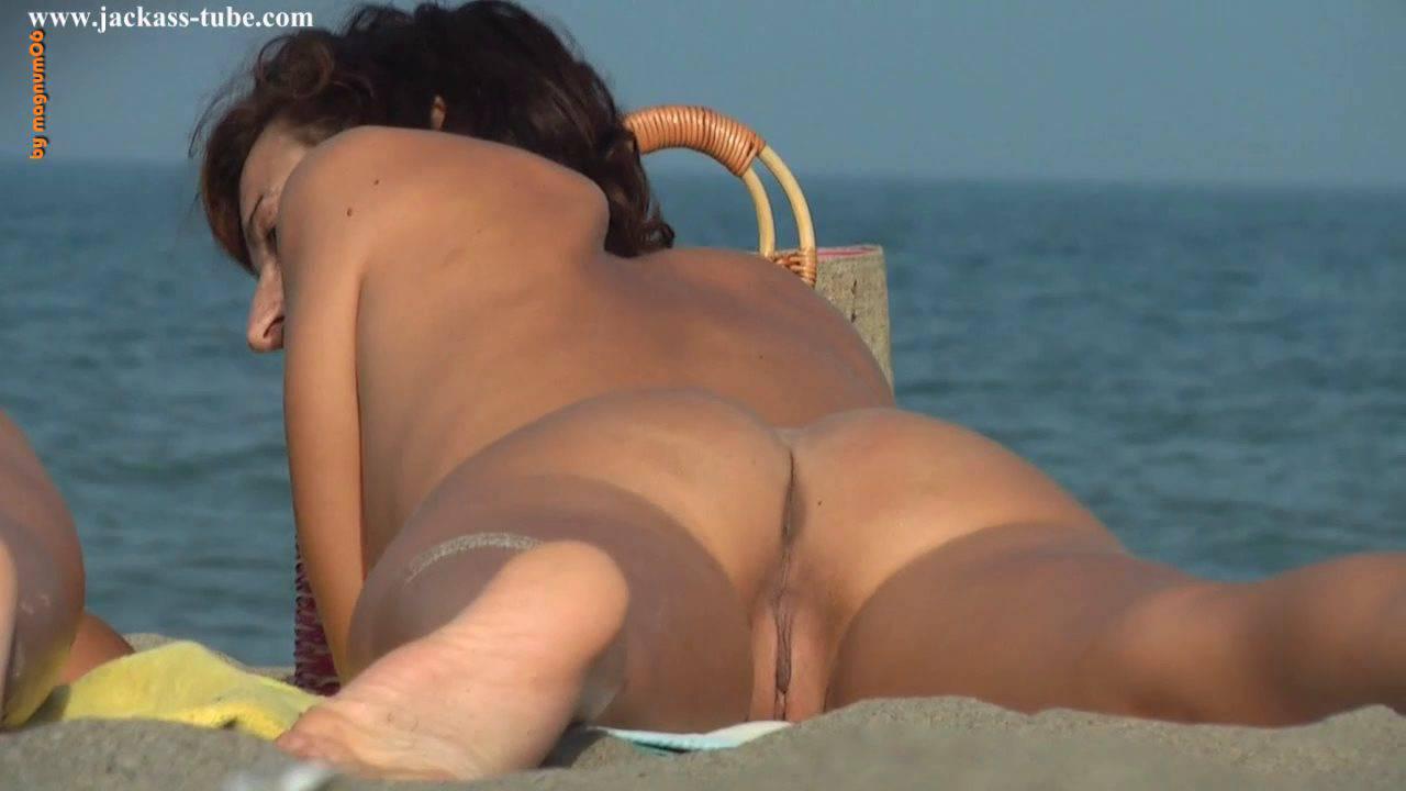 Jackass Nude Beach HD-7 - 1