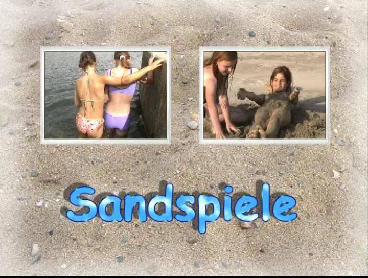 Nudist Videos Sandspiele - Poster