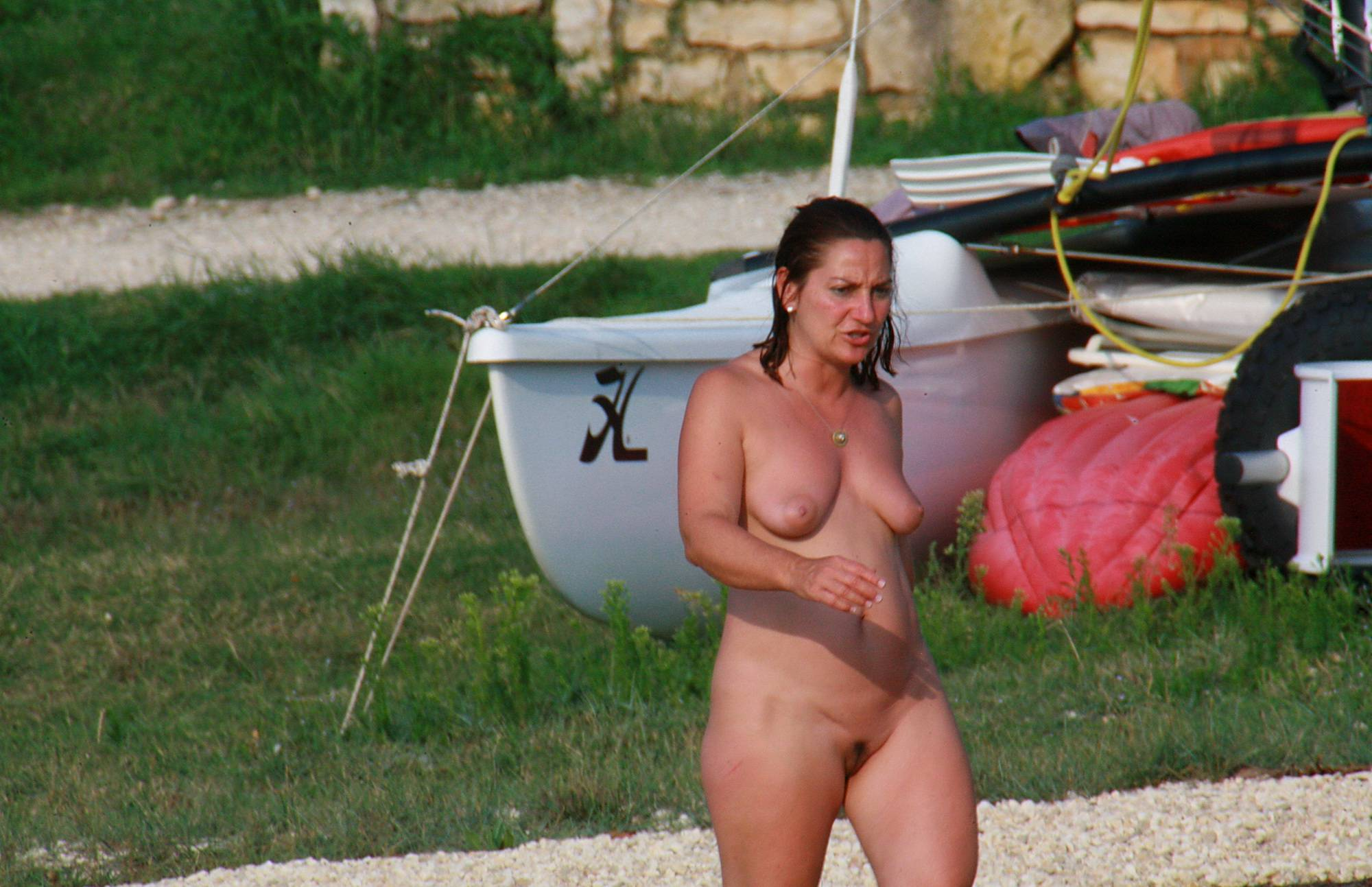 Calm Naturist Relaxation - 2