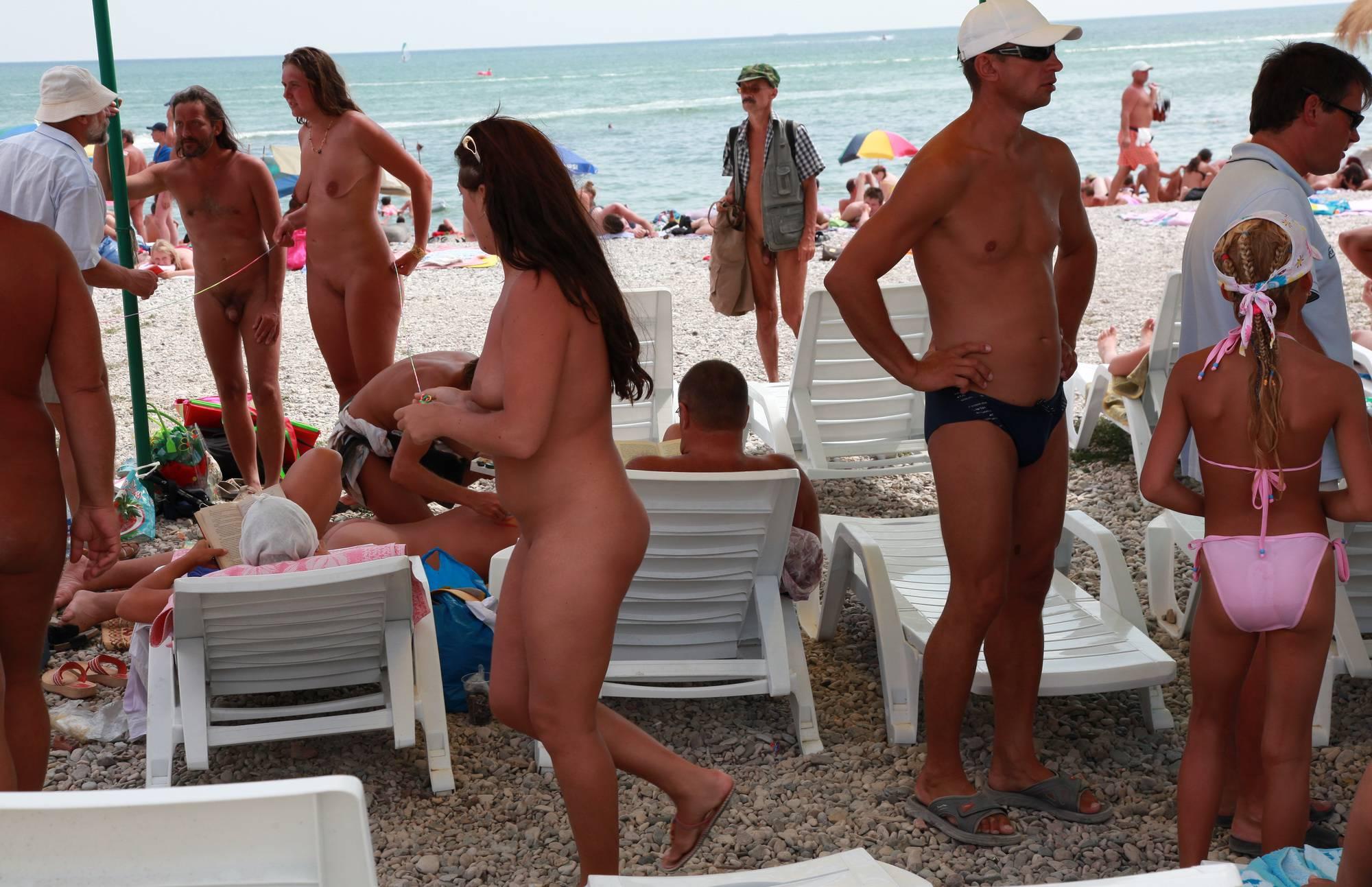 Nudist Photos Neptune Body Paint Starts - 1