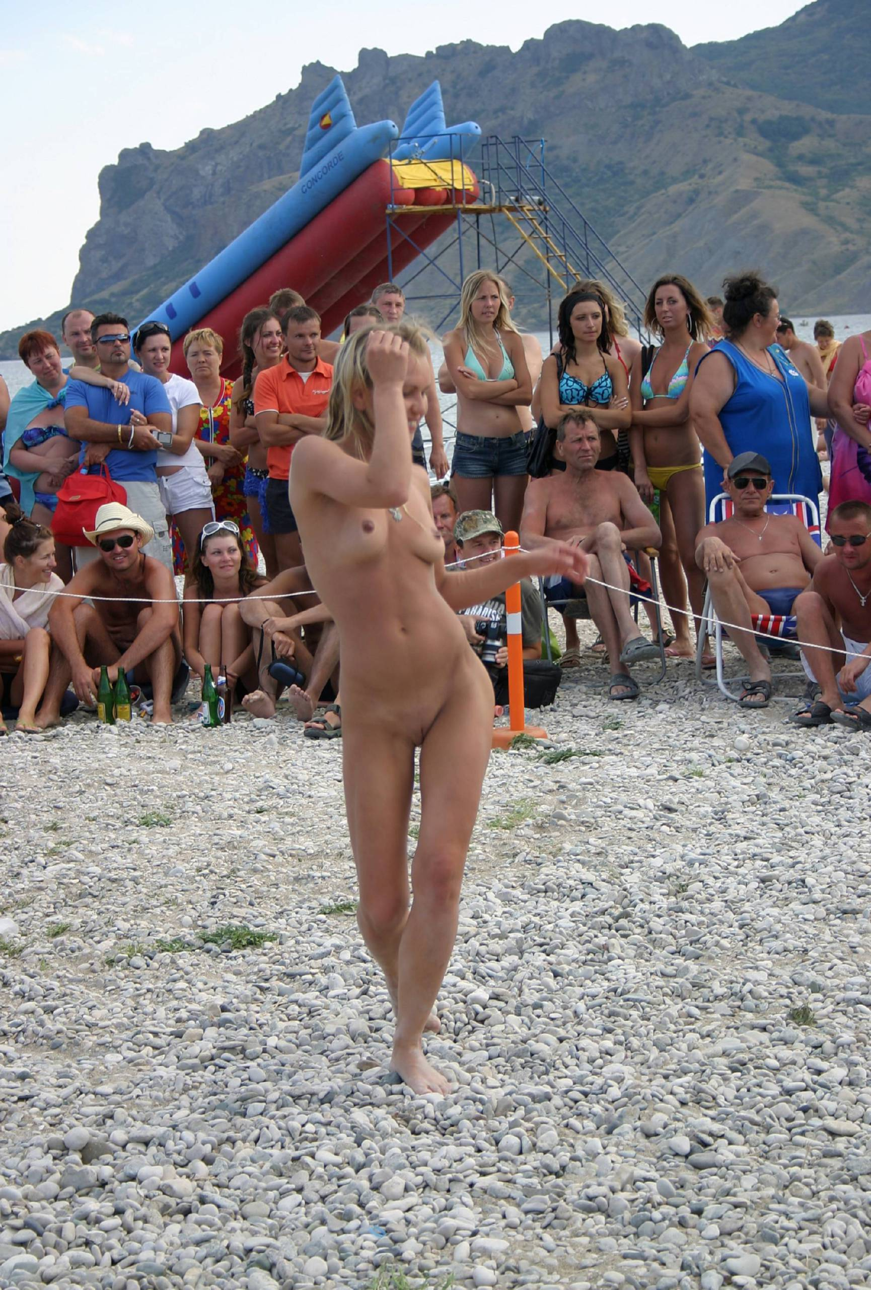 Nudist Gallery Profile and Group Dancing - 2