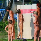 Ula FKK Family Shower Site