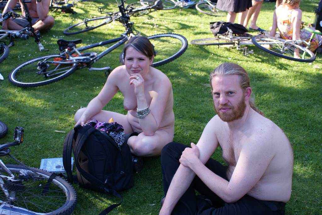 World Naked Bike Ride (WNBR) 2011 - 2