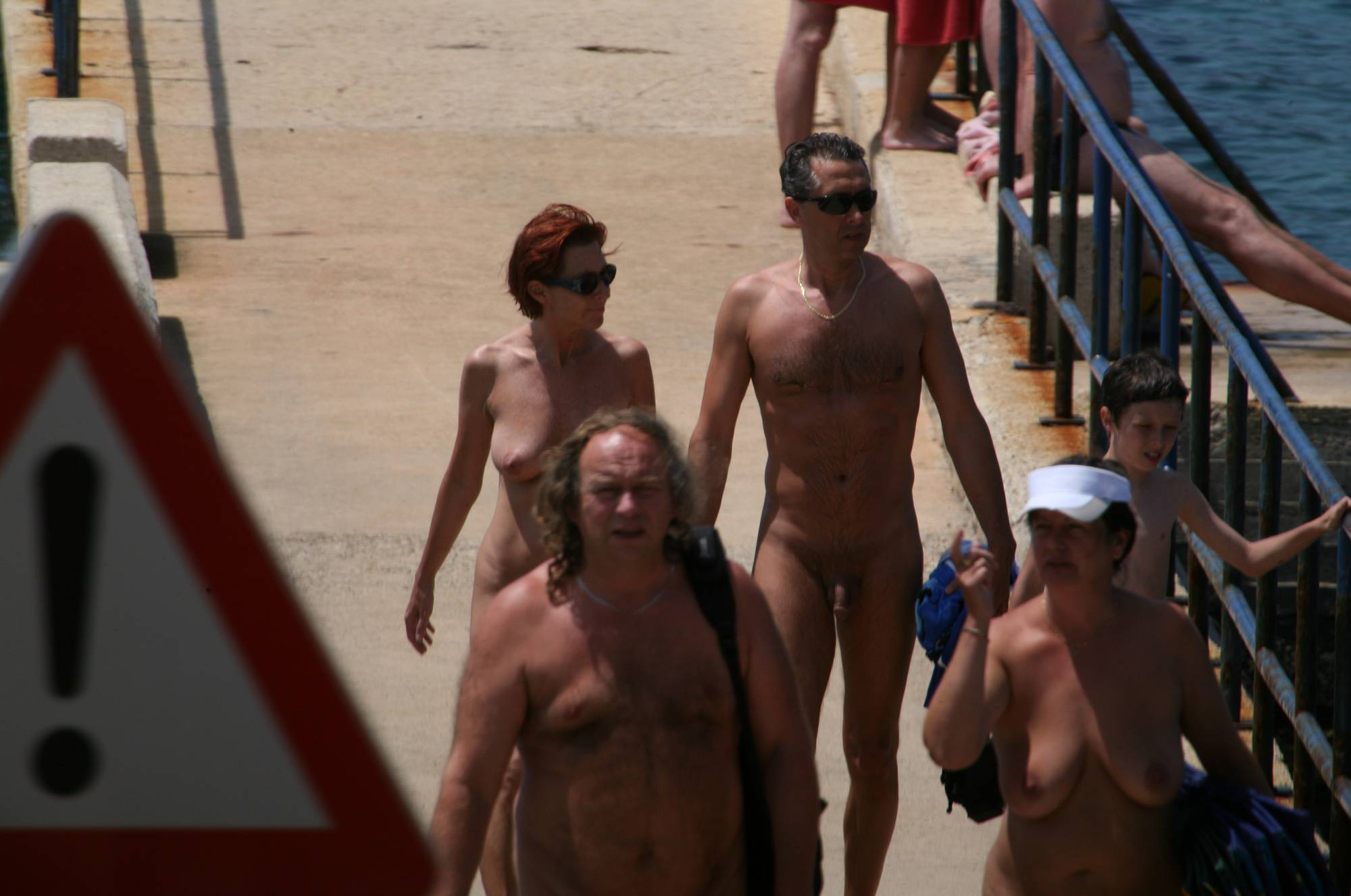 Nudist Pics Coastal Bridge Families - 1