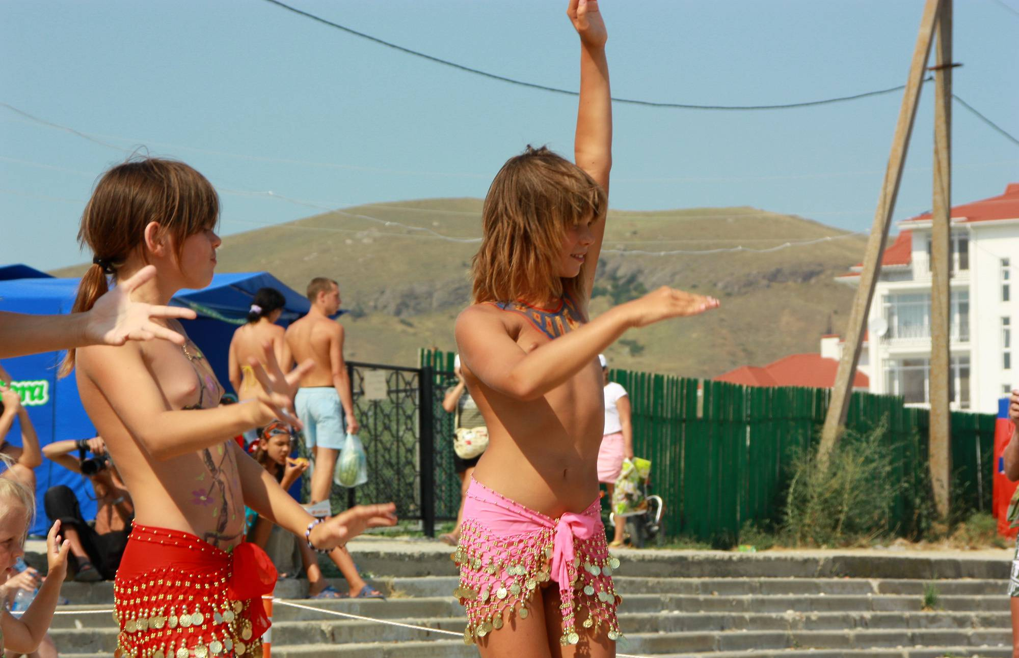 Miss Natura Group Dance - 1