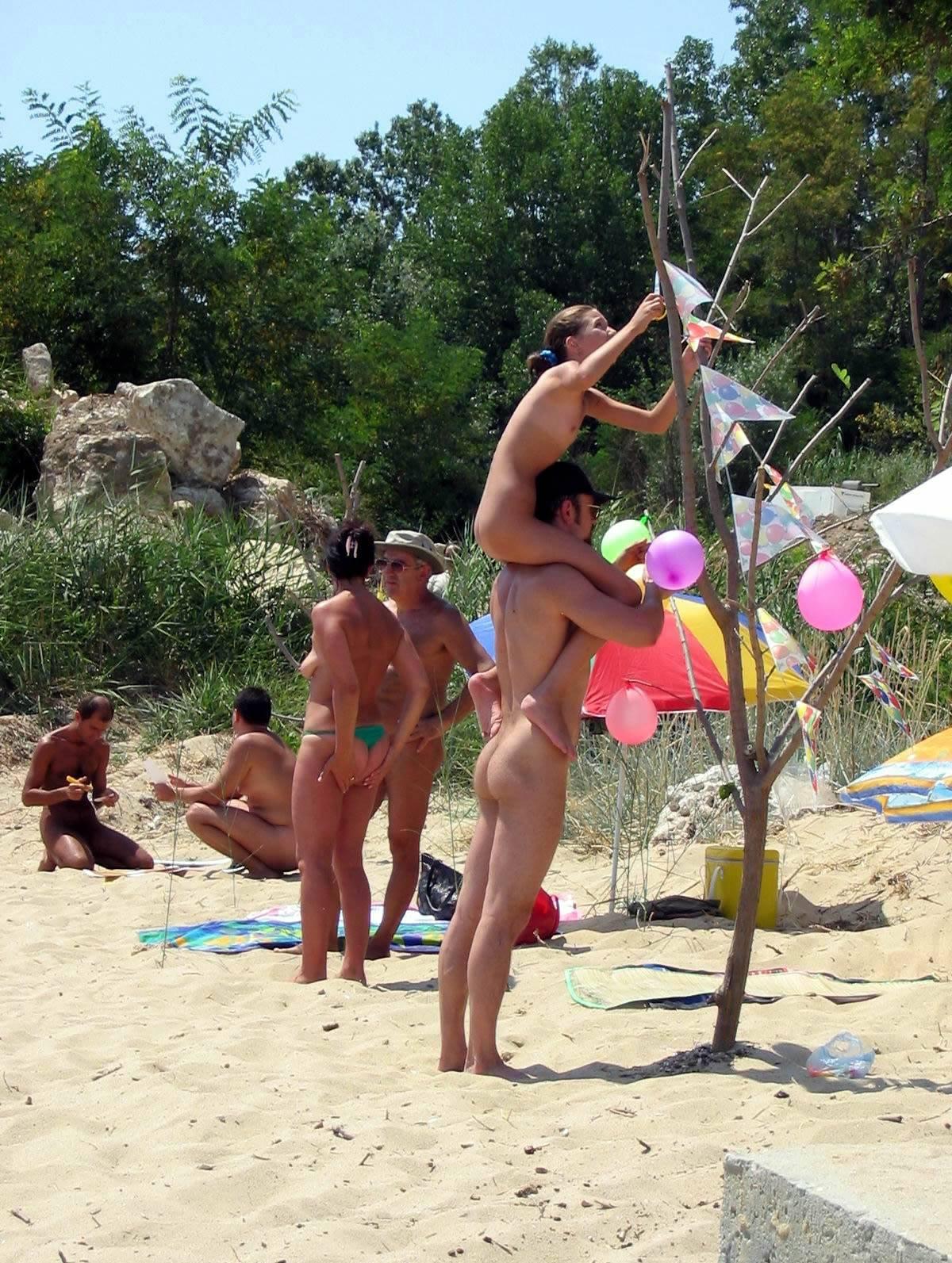 Bulgarian Nude Day Preps - 2