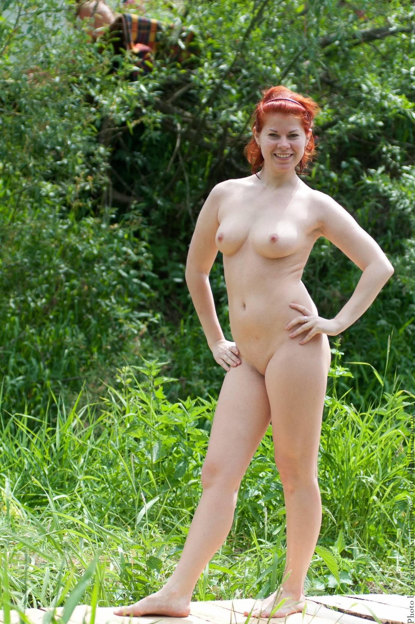 Nudist camp EmptyHills 2011 - 2