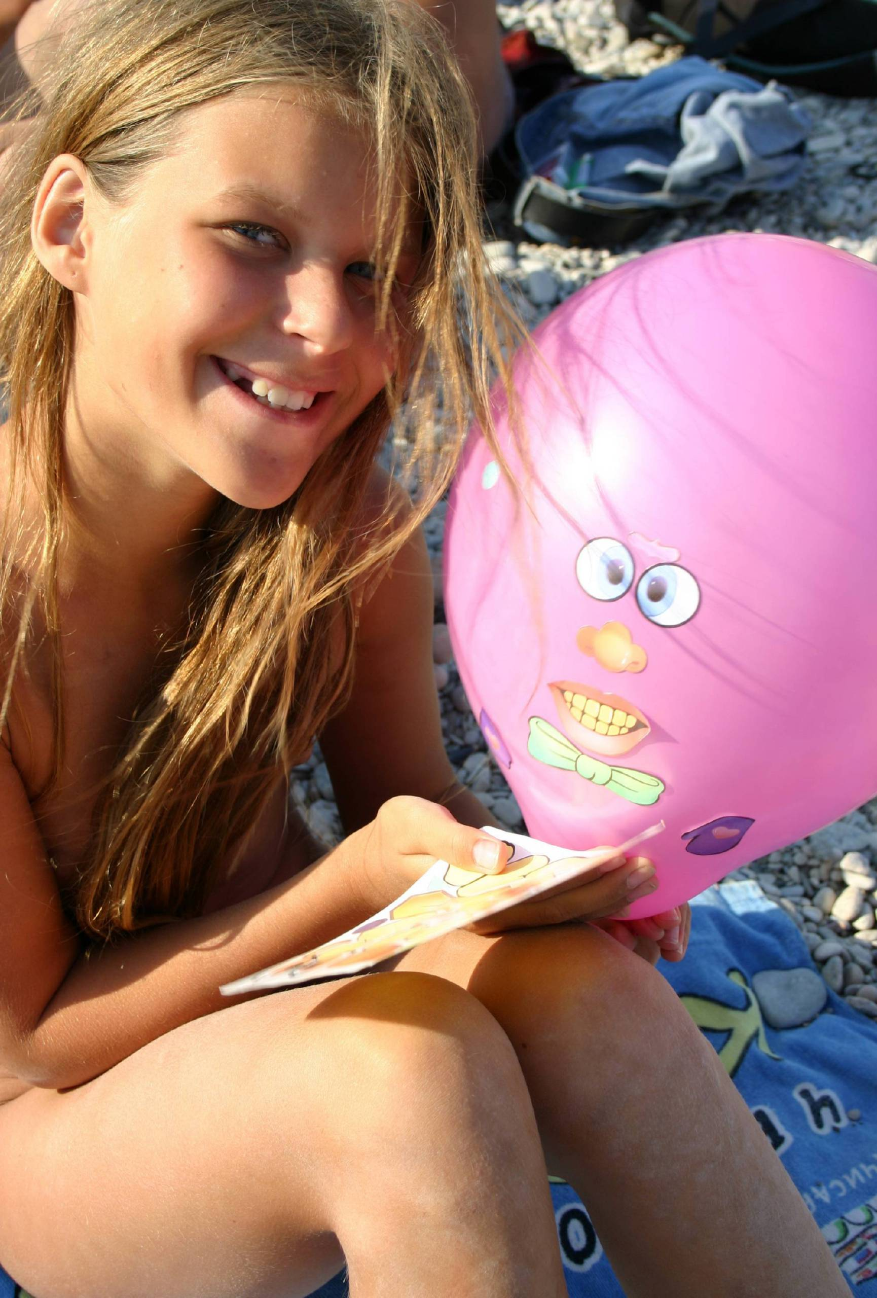 Nudist Pictures Our Beach Balloon Profile - 2