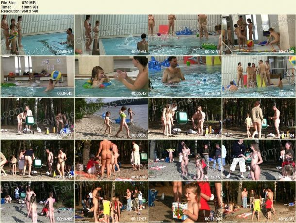 Screenshots of Naturist Sport Medley 2 1