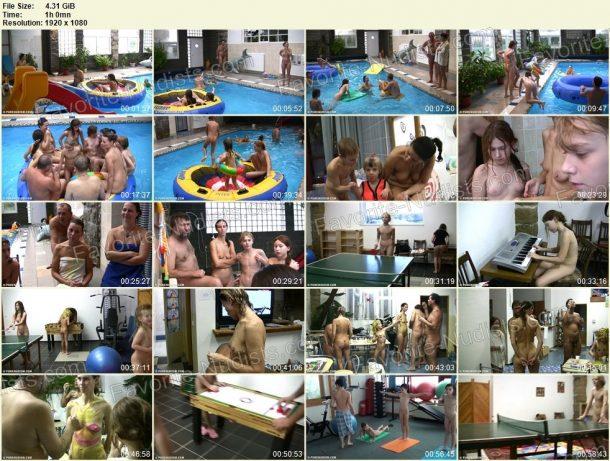 Thumbnails Piano Pool and Tennis 1
