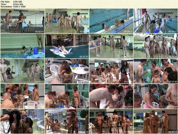 Naturist Pool and Games thumbnails 1