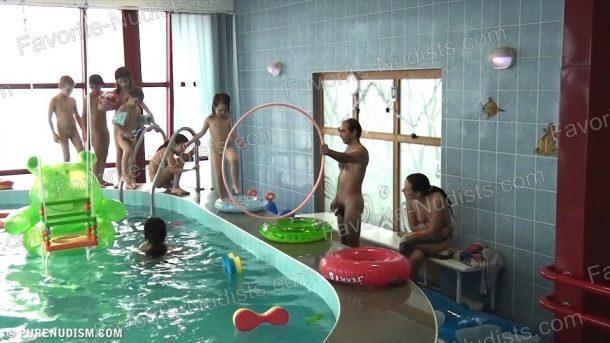 Indoor Swim Exercise - snapshot