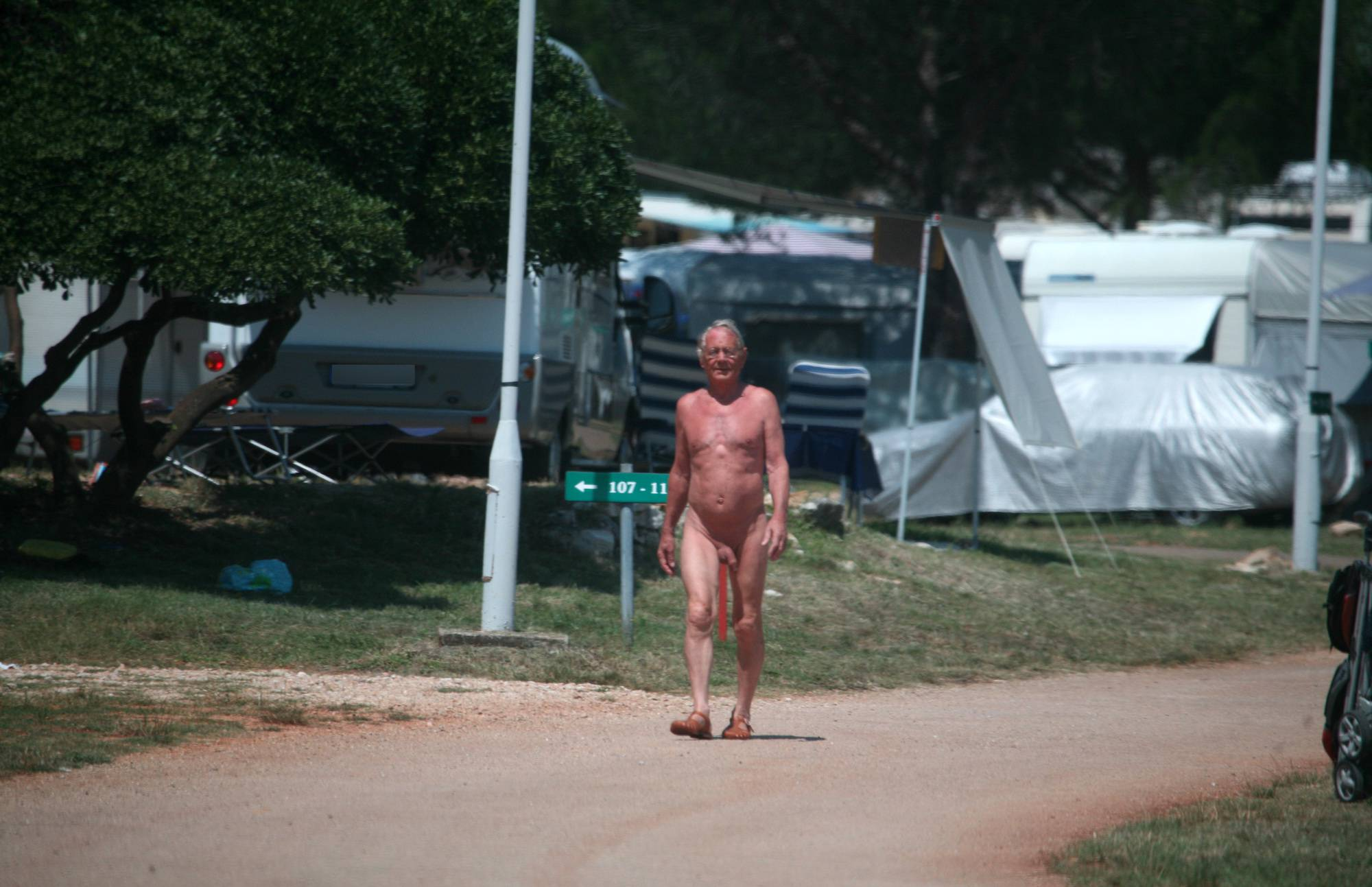 Nudist Photos Packup and Nudists Leaving - 2