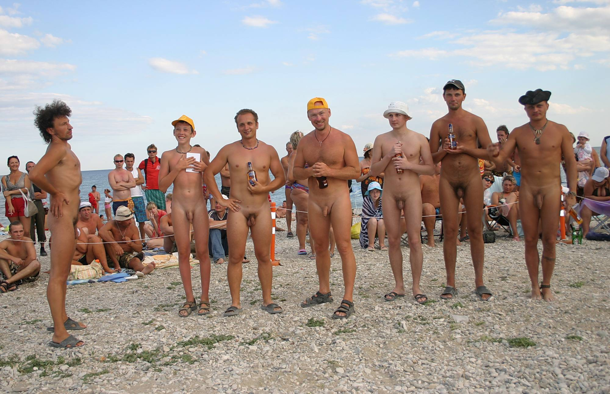Nudist Pics Profile and Group Dancing - 1