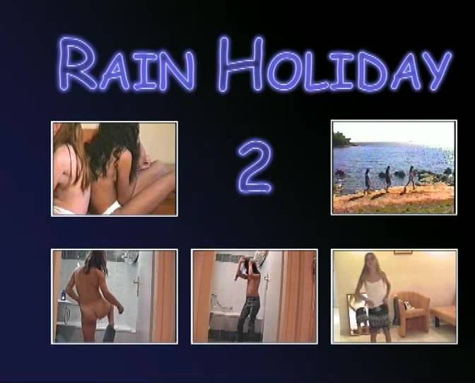 Nudist Movies Rain Holiday 2 - Poster