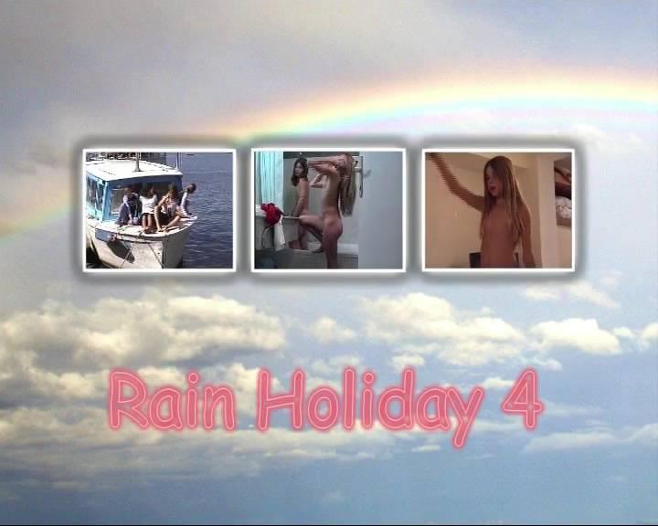 Naturist Videos Rain Holiday 4 - Poster